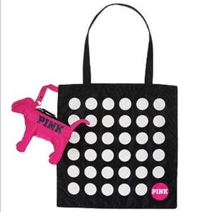 """NWT Victoria Secret/PINK """"Packable Dog Tote""""!"""